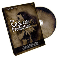 The SOS Coin Production by Tim David - DVD