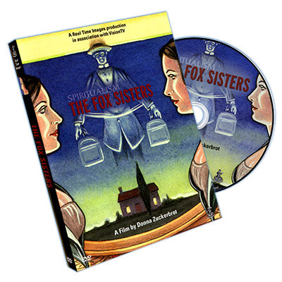 Spiritualism - The Fox Sisters by Donna Zuckerbrot - DVD