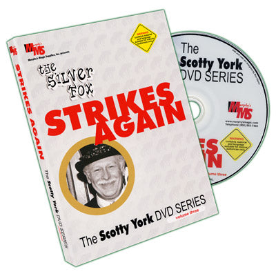 Scotty York Vol.3 - Strikes Again - DVD
