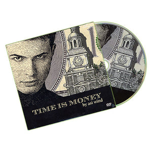 Time Is Money by Asi Wind - DVD