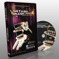 Virtual Magic Pro by Benjamin Vianney - DVD