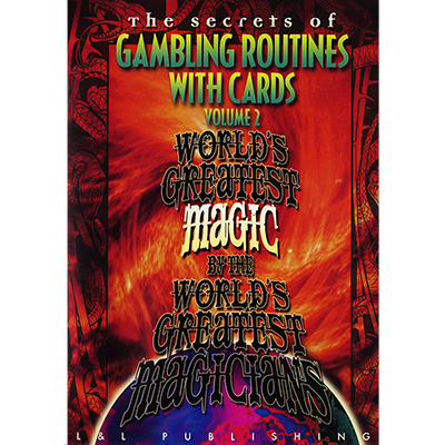 Gambling Routines With Cards Vol. 2 (World's Greatest)