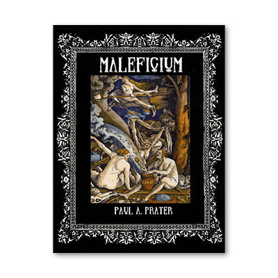 Maleficium By Paul Prater - Book