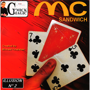 Mc Sandwich (Red) by Mickael Chatelin - Trick