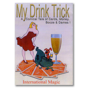 My Drink Trick by International Magic - Trick