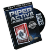Piperactive Vol 1 by James Piper and RSVP Magic - DVD