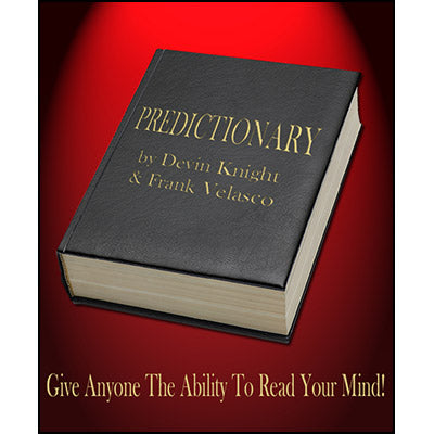Predictionary by Frank Velasco and Devin Knight - Trick