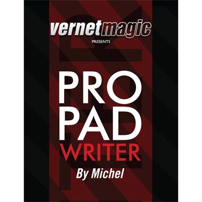 Pro Pad Writer (Mag. BUG Left Hand) by Vernet - Trick