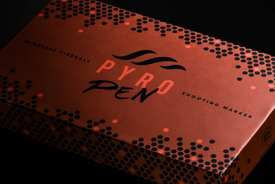 Pyro Fire Shooting Pen - Ellusionist