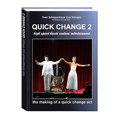 Quick Change Book Vol. 2 by Lex Schoppi - Book