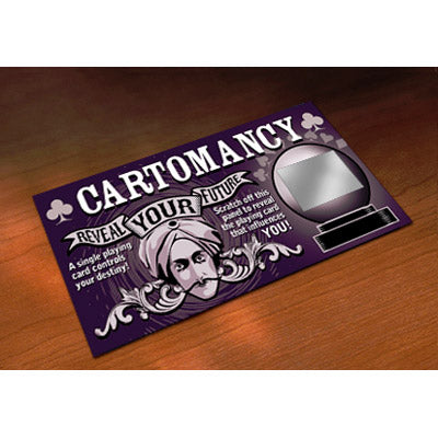 Refills for Cartomancy by Alakazam Magic - Tricks