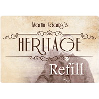Refill for Heritage (US)by Martin Adams - Trick