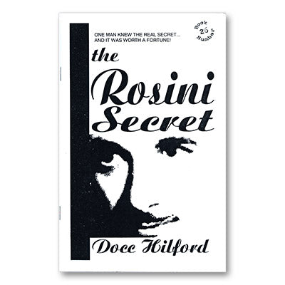 The Rosini Secret by Docc Hilford - Books