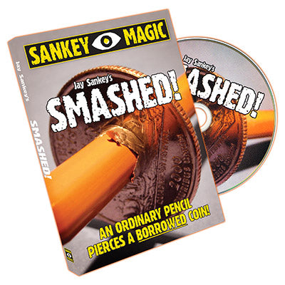 Smashed (With US Coin) by Jay Sankey - Trick