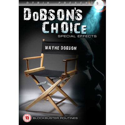 Special Effects by Wayne Dobson - Book