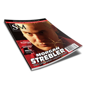 Street Magic Magazine August/September 2007 Issue by Black's Magic - Book