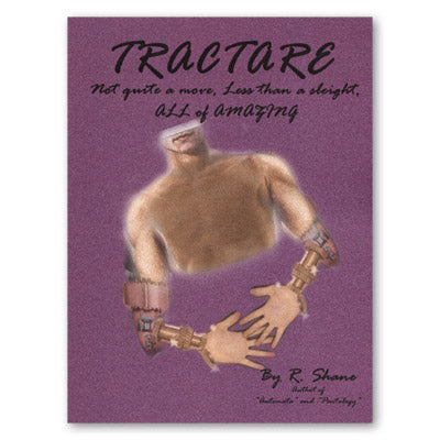 Tractare by R. Shane - Book
