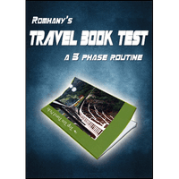Romhany's Travel Book Test by Paul Romhany - Trick