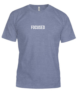 Focused Unisex T-Shirt