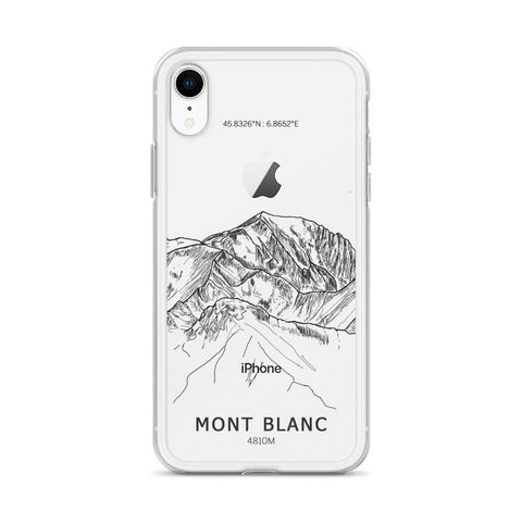 Mont Blanc Phone Case