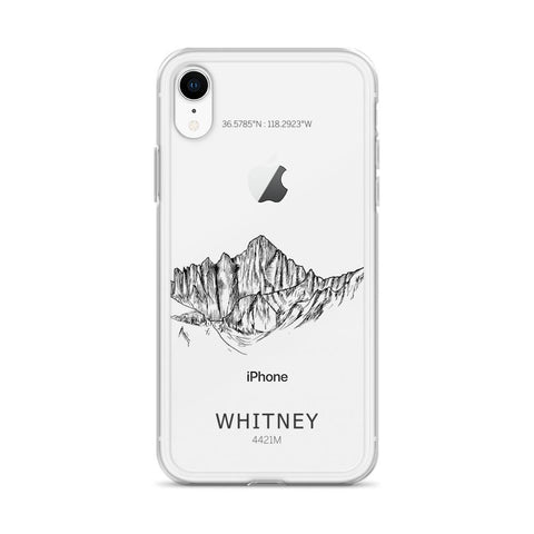 Mount Whitney Phone Case
