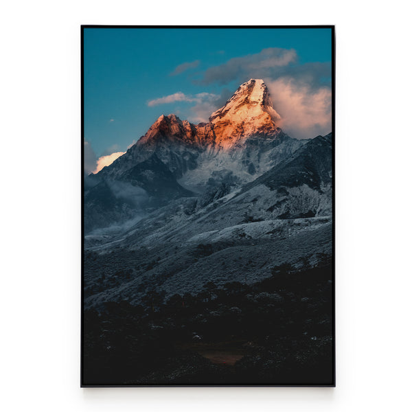 Ama Dablam Poster Wall Art Print Decor Home Office
