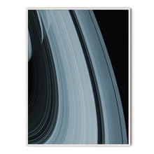 Load image into Gallery viewer, Saturn Icy Ring Poster
