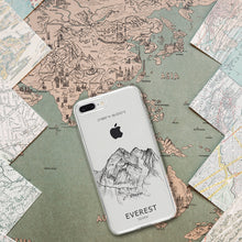 Load image into Gallery viewer, Everest iPhone Mountain Case