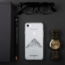 Load image into Gallery viewer, Mount Grinnell iPhone Case