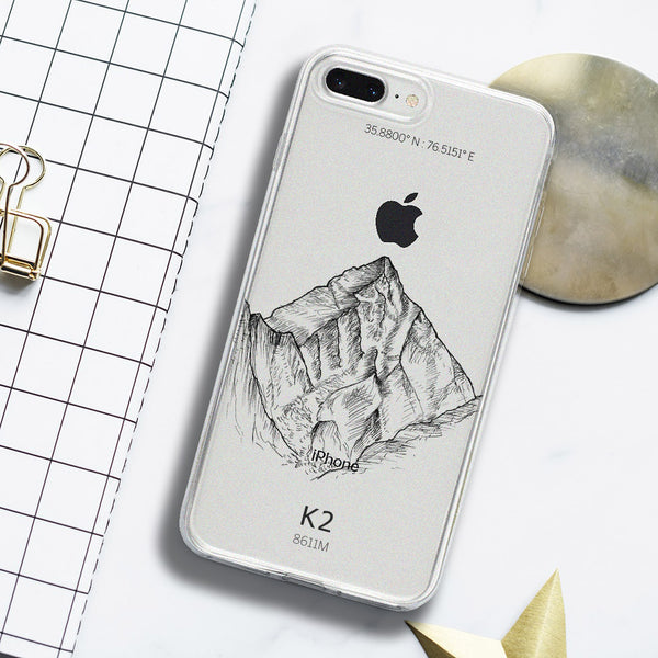 K2 iPhone Case