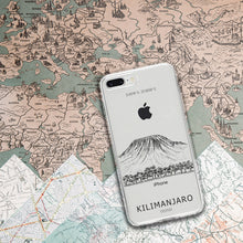Load image into Gallery viewer, Kilimanjaro iPhone Case