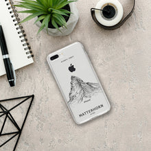 Load image into Gallery viewer, Matterhorn iPhone Case