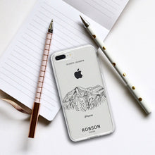Load image into Gallery viewer, Mt Robson iPhone Case