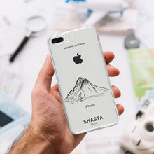 Load image into Gallery viewer, Mount Shasta iPhone Case
