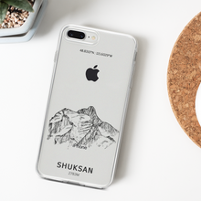Load image into Gallery viewer, Mount Shuksan iPhone Case