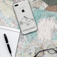 Load image into Gallery viewer, Vinson Massif iPhone Case