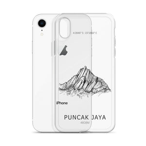 Puncak Jaya iPhone Case-phone case-Stay Boundless-iPhone 6 Plus/6s Plus-Stay Boundless