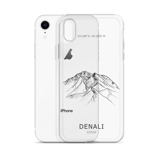 Denali iPhone Case-phone case-Stay Boundless-iPhone 6 Plus/6s Plus-Stay Boundless