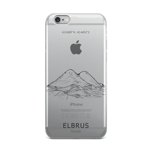 Elbrus iPhone Case-Stay Boundless-iPhone 6 Plus/6s Plus-Stay Boundless