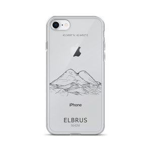 Elbrus iPhone Case-Stay Boundless-iPhone 7/8-Stay Boundless