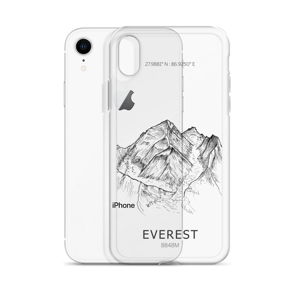 Everest iPhone Case-phone case-Stay Boundless-iPhone 6 Plus/6s Plus-Stay Boundless