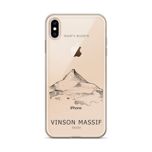 Vinson iPhone Case-phone case-Stay Boundless-iPhone XS Max-Stay Boundless