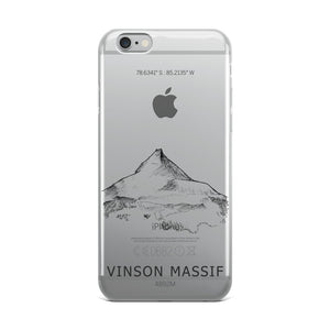 Vinson iPhone Case-phone case-Stay Boundless-iPhone X/XS-Stay Boundless