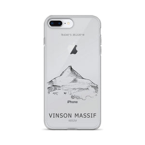 Vinson iPhone Case-phone case-Stay Boundless-iPhone 7 Plus/8 Plus-Stay Boundless