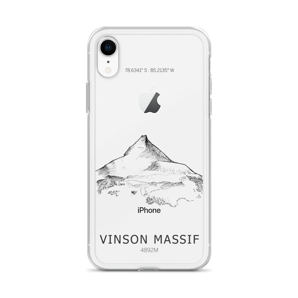 Vinson iPhone Case-phone case-Stay Boundless-iPhone XR-Stay Boundless