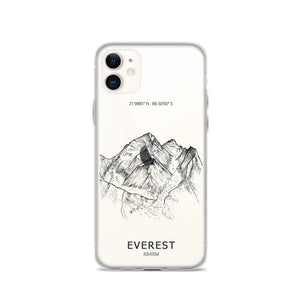 Everest iPhone Mountain Case
