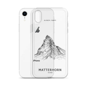 Matterhorn iPhone Case