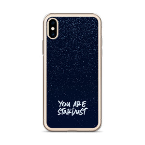 You Are Stardust - iPhone Case