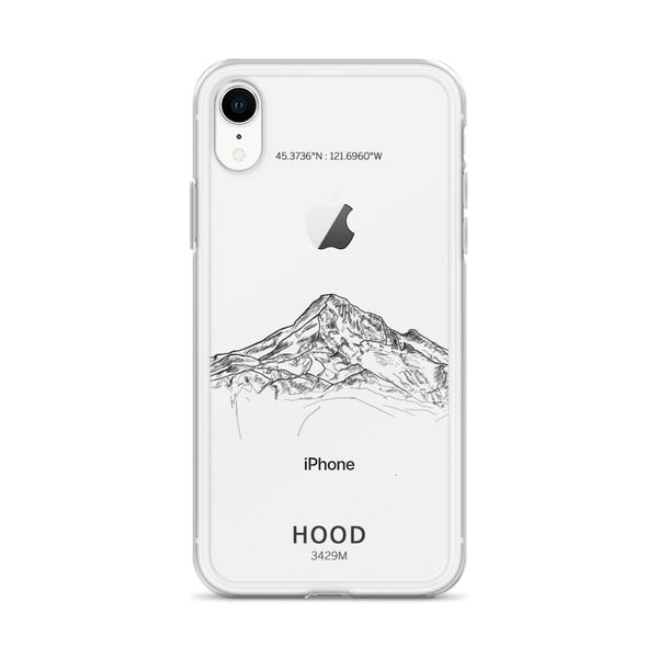 Mount Hood  iPhone Case
