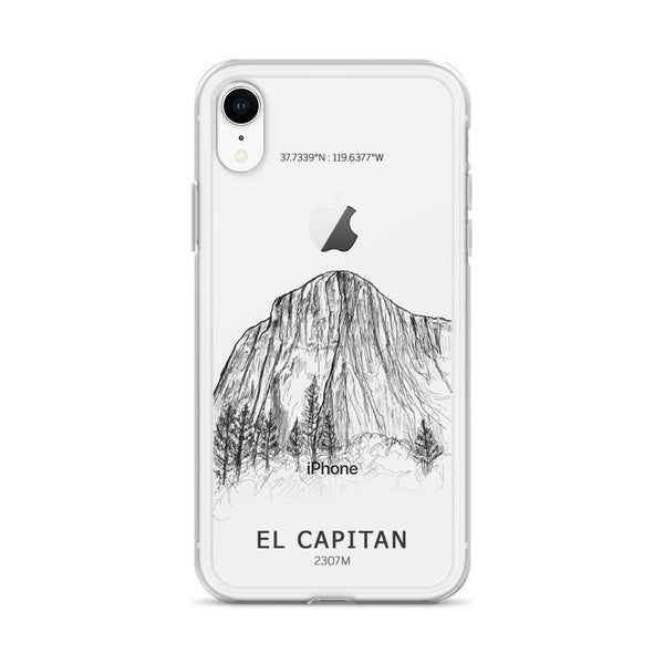 El Capitan - iPhone Case